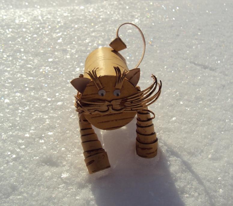 символ 2011г кота своими руками мастер-класс