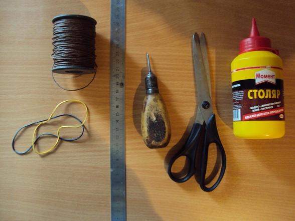 славянский оберег шаркунок из бересты своими руками