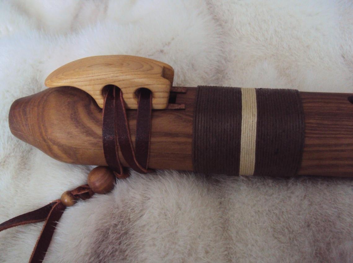деревянная флейта пимак