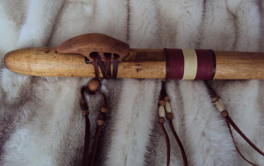 индейская флейта пимак на заказ