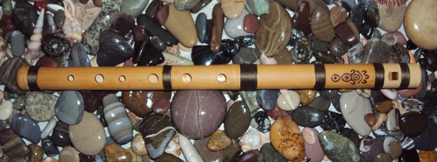 бамбуковая продольная свистковая флейта пинкильо