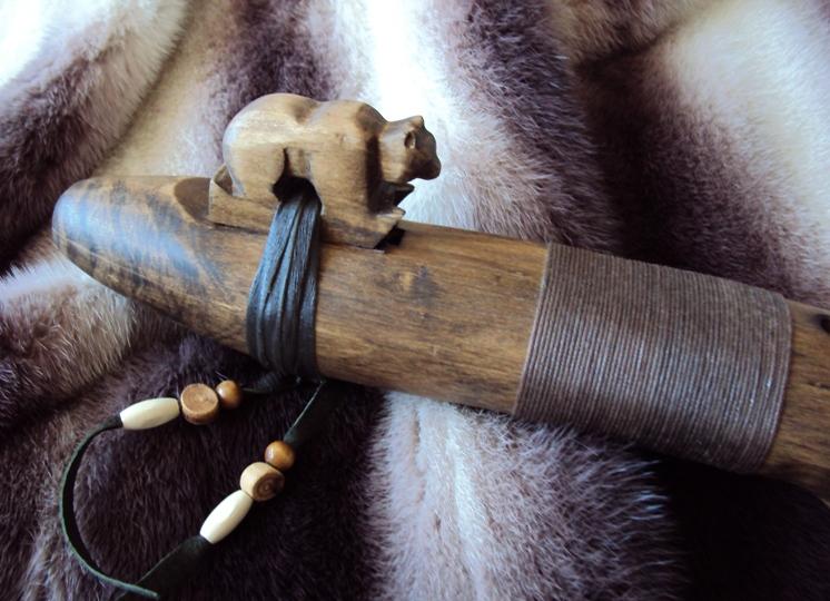 флейта пимак Таежный медведь