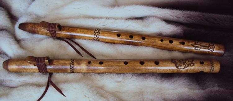 флейта пимак Мексиканские мотивы