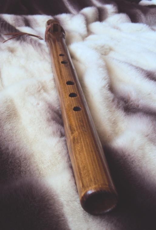 флейта пимак из сосны