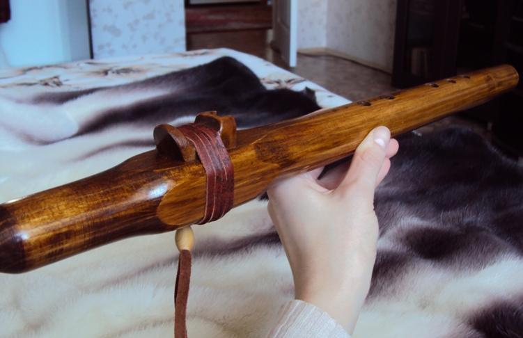 флейта пимак из дерева