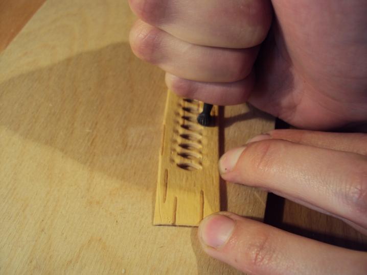 как делать браслеты-фенечки из бересты