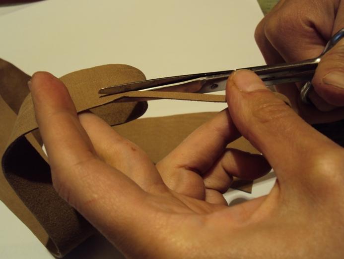 декоративные украшения своими руками из бересты,ленточки