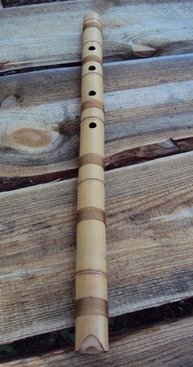 японская бамбуковая флейта сякухати