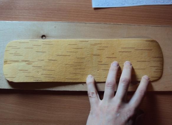 изготовление шкатулки из бересты своими руками