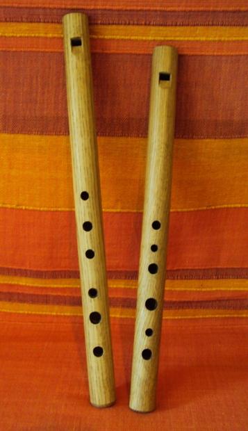 флейты свирели из дуба, купить