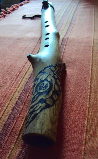 флейта пимак из ольхи в до-диез, купить