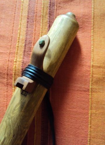 флейта пимак из ольхи в до-диез