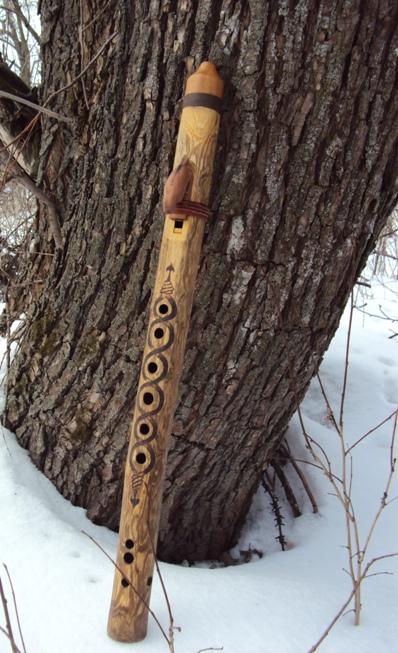 индейская флейта пимак Весеннее пробуждение