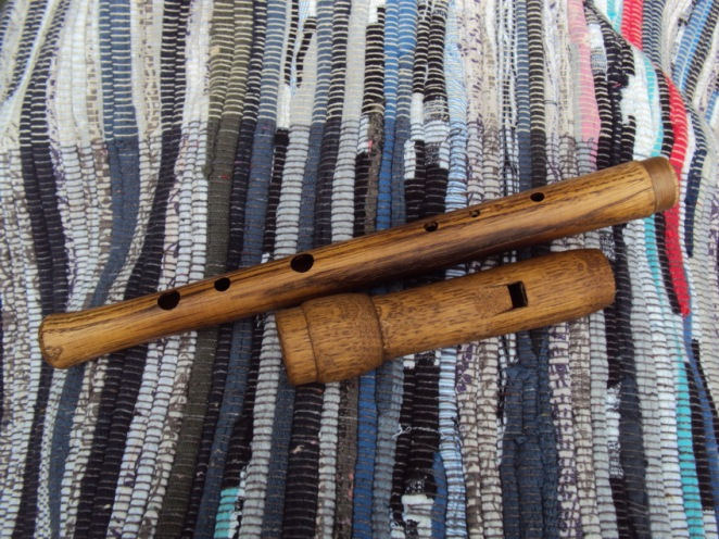 деревянная разборная флейта свирель купить