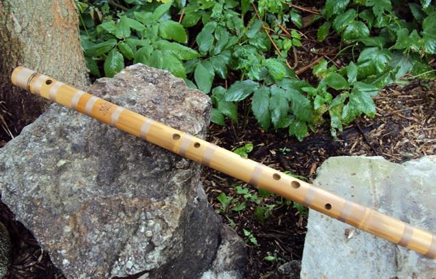 поперечная флейта бансури купить
