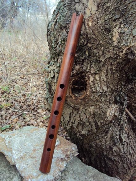 флейта кена из вишни купить