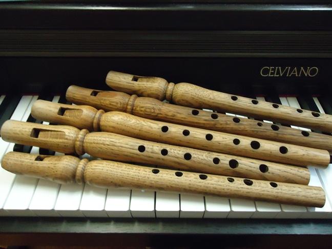 """свирели из дерева на заказ для творческой мастерской """"Лель"""""""