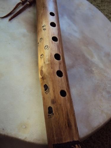 флейта NAF Следы на снегу в Ре купить