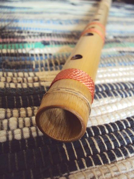 флейта бансури из тростника купить