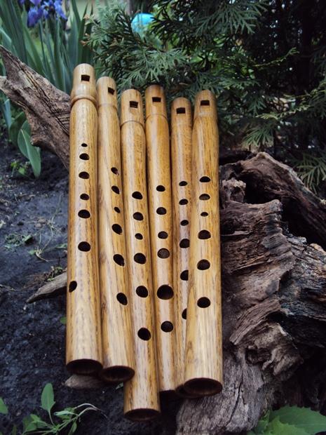 деревянные флейты свирели на заказ
