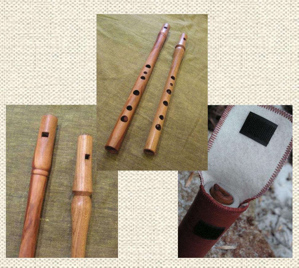 флейта свирель из груши и дуба купить