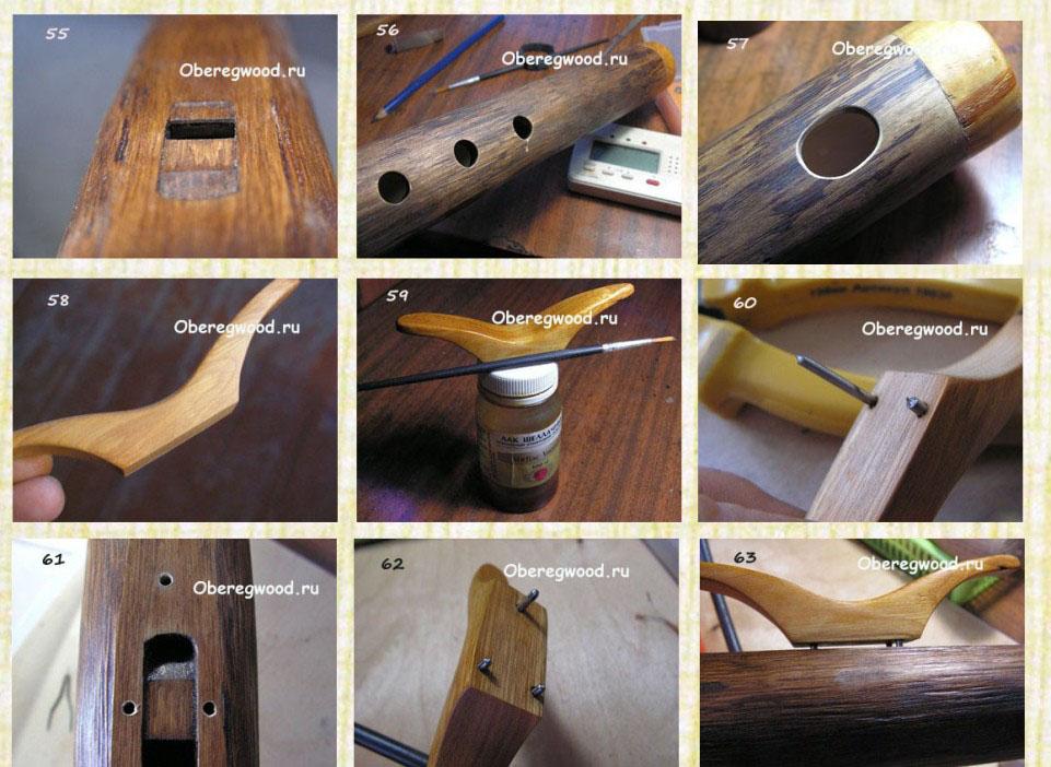 как сделать индейскую флейту пимак своими руками