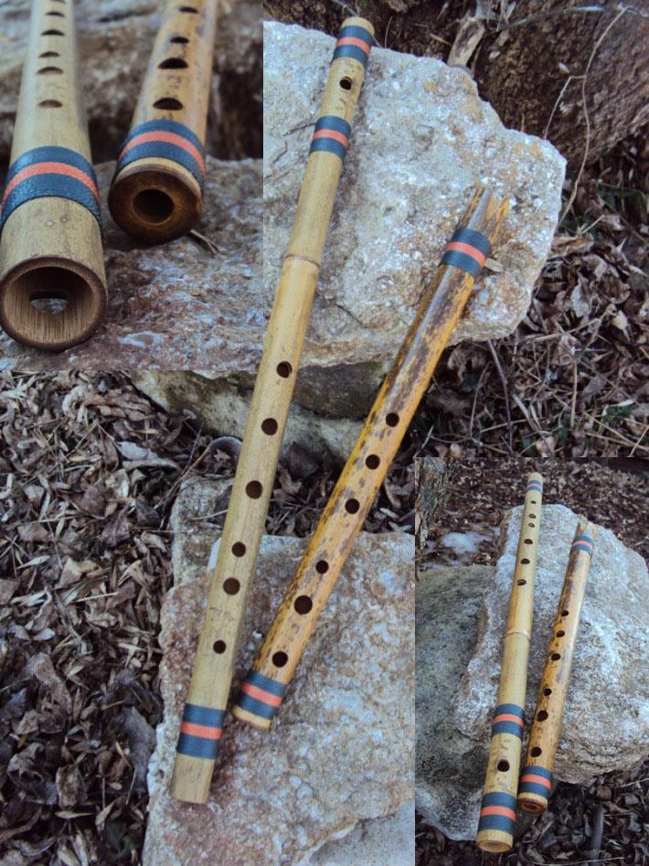 тростниковая флейта бансури и кена, купить