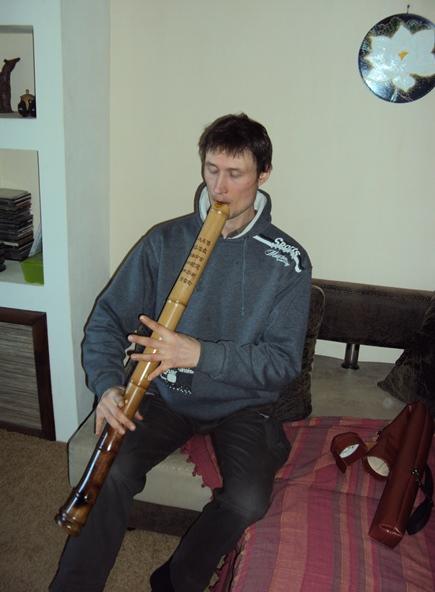 "флейта сякухати бас ""Вкус созерцания"" купить"