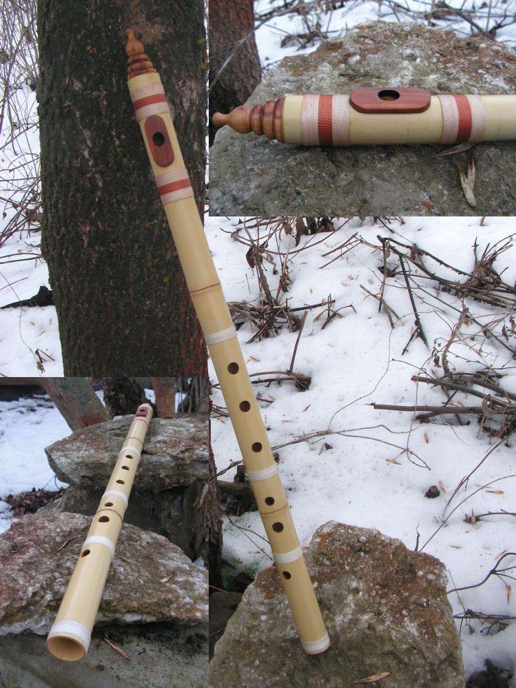 тростниковая флейта бансури, купить