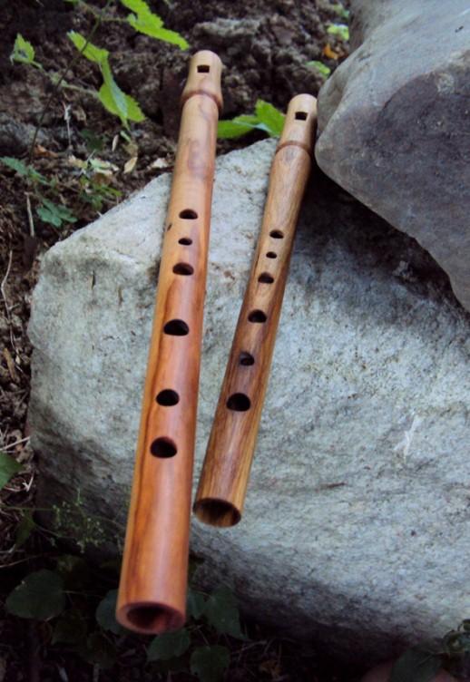 флейта свирель в Ля и Ре миноре купить