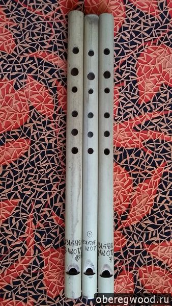 Самые лучшие флейты мастера Самдарши (фото)